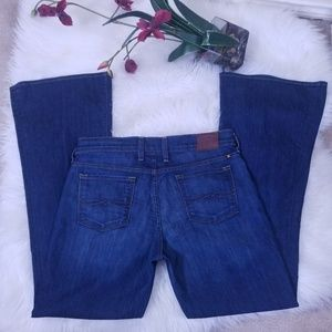 Lucky Brand Women's Charlie Flare Jeans SZ 8/29